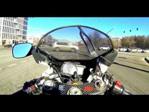 Good lesson for bikers