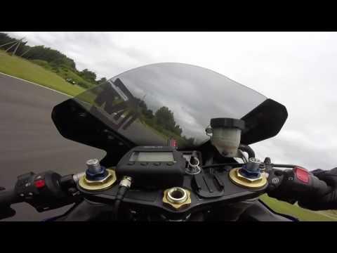 Suzuki GSXR-600 K4 Practice Aukstadvaris Kart track