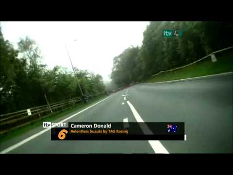 Isle of Man TT 2010 - FULL Superbike Race ITV4 I
