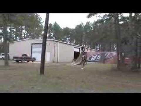 Chuck Carothers motocross freestyle moklyla