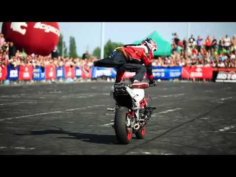 Rafal Pasierbek Individual Freestyle at 2011 Stunt GP