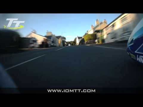 TT 2011 On Bike - Klaus Klaffenbock and Dan Sayle