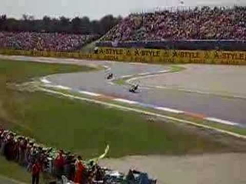 MotoGP finish Dutch TT Assen 2006