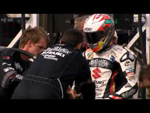 Isle of Man TT 2010 - FULL Superbike Race ITV4 II