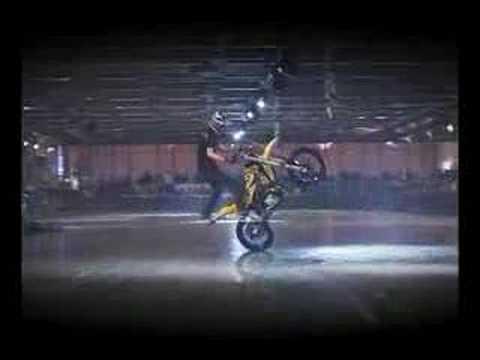 Andreas Gustafsson 2 hjulsmässan