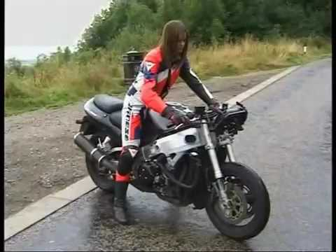 High Speed super bike : stunts and accidents and crashes 1