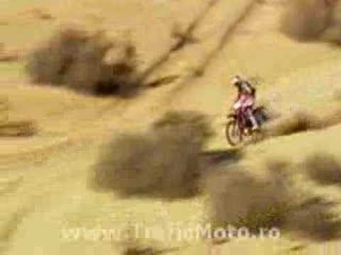 Dust to glory- BAJA