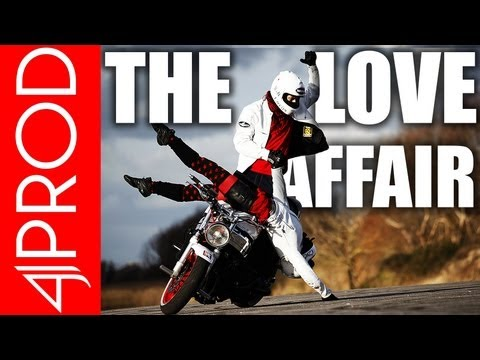 Motorcycle Stunts & Dance : The Love Affair