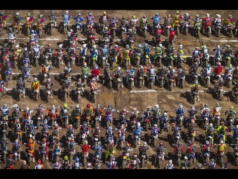 Extreme enduro competition in Chile - Red Bull Los Andes