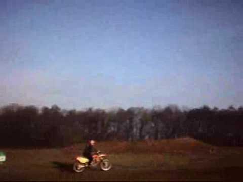 motokroso pradžia britvininkų stiliumi