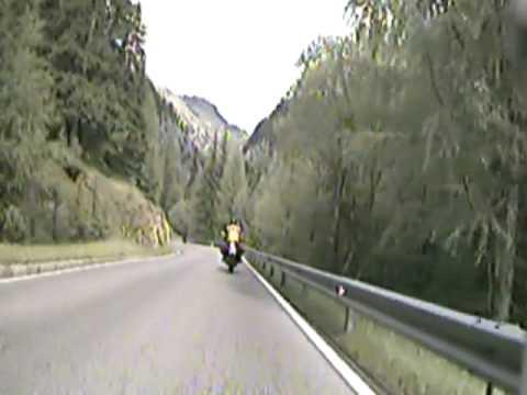 2009 vasara. Italijos Alpes