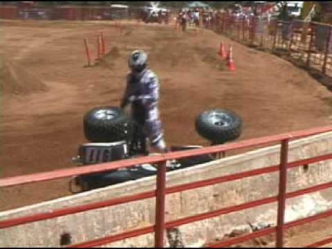 How to crash your ATV :) kas supranta angliskai bus juokinga ;D