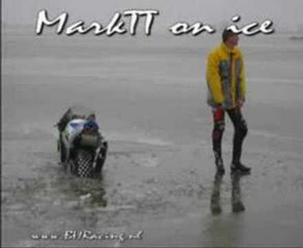 Moto ant ledo iluzo (funny)
