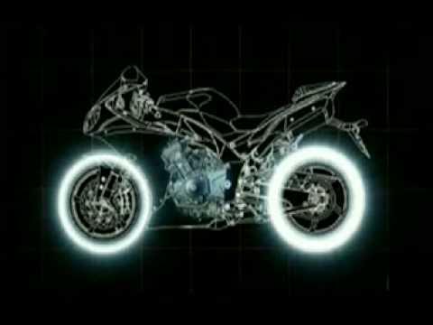 Apie R1 2009 variklą