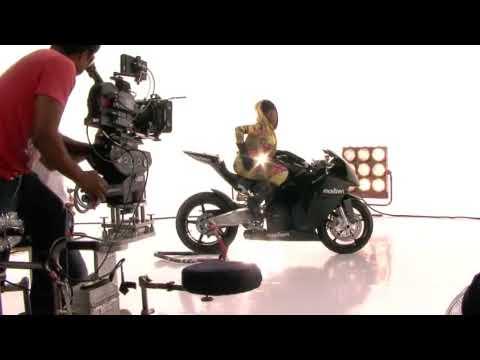 Elektrinis sportinis motociklas arba elektrinė britva :)