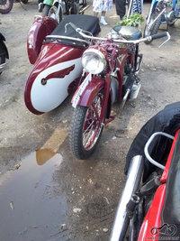 senas motociklas 2014, Rokiskis