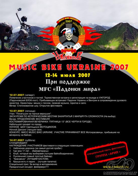 Užgarad 2007 (Ukraina)