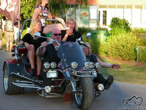 kurland bike meet ventspils 2014 chevy