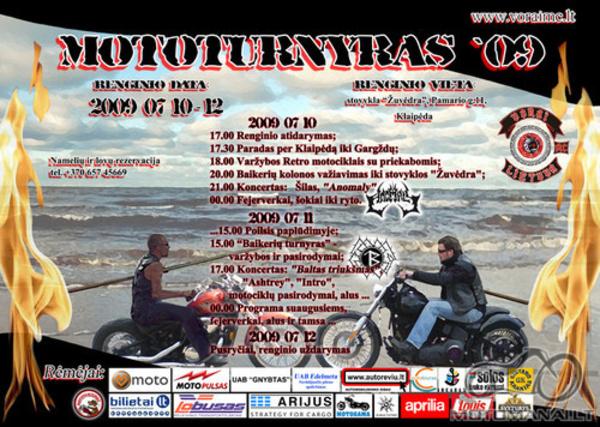 Liepos 10-11-12 MOTOTURNYRAS 09,Klaipeda