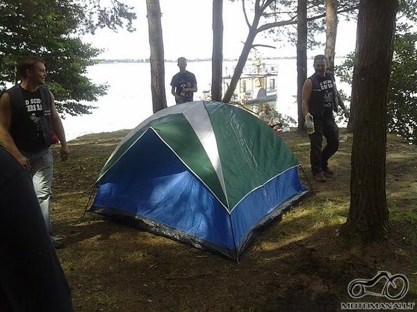 Motomanų tinklinio komanda  rugpjūčio 1 d. pliažo tinklinio varžyboms