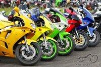 Bike Show Millenium 2009 10.00 MEGA. 10.30 judam į Kauno pilies aikštelę