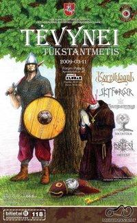 Koncertas Tėvynei - tūkstantmetis. 2009-03-11