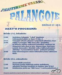 Meet'as Palangoje, birželio 17-18 d.