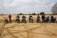 Šį savaitgalį Eduro ir ATV (keturračių) motociklininkų sambrūzdis Rūdninkų poligone.