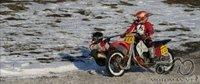 Sniego motociklu, ATV ir MOTO Ziemos lenktynes