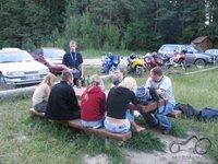 Visų MINDAUGŲ Karūnavimo diena 05/07/05 Meetas Alytaus raj., prie ežero (!)