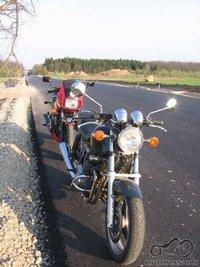 [ĮVYKO]:  2007 SEZONO ATIDARYMAS 05-05. Tradicinis motomanai.lt susitikimas Pušynėlyje