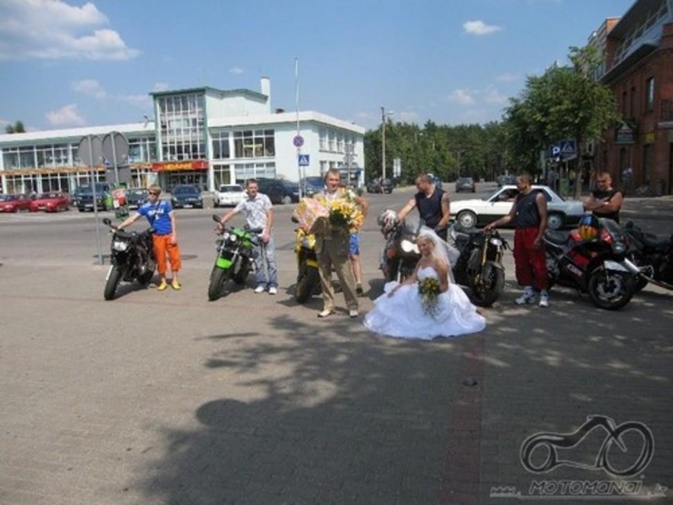 07.08 Motomanų vestuvės Alytuje