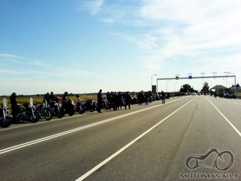 Baltic Chain Run 2009 rugpjūčio 22 d.