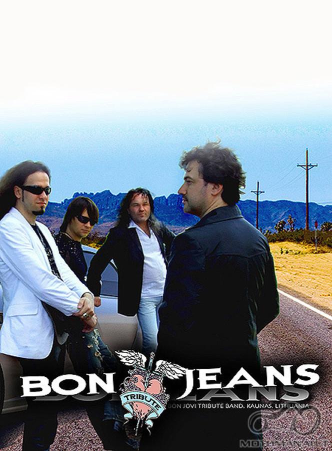 Bon Jovi projektas motomanams