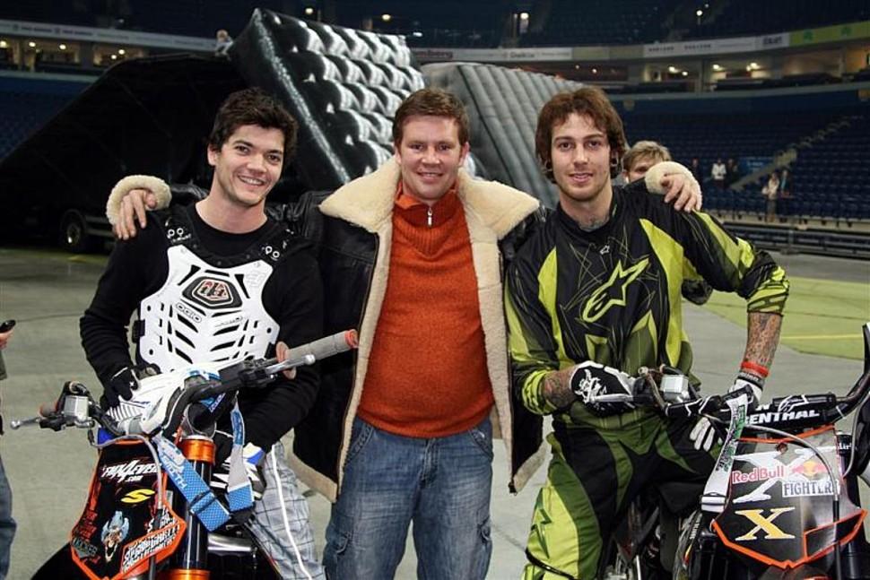 Freestyle MX show 2008 @Siemens arena.Vilnius