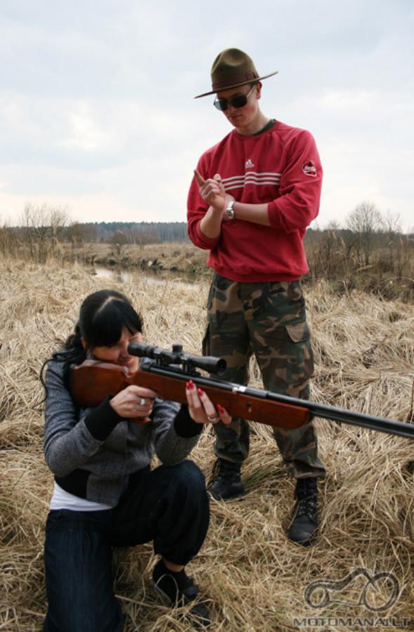 Kuršėnai - Motomanų Vėlykos 2009 04 12