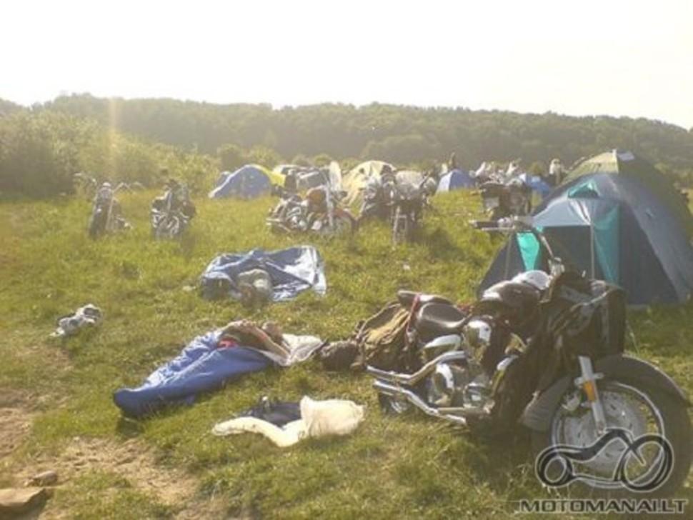 Mototurnyras Gargžduose liepos 12 dieną