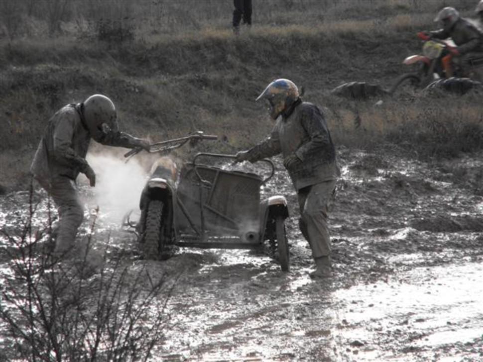 NMSF retro čempionato IV etapas Joniškyje 2009-11-21