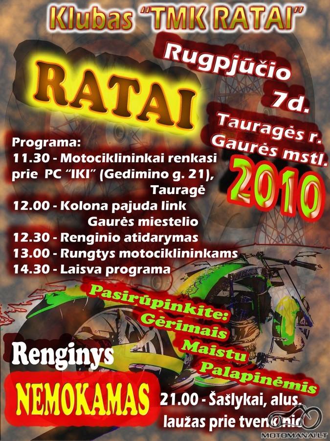 RATAI 2010