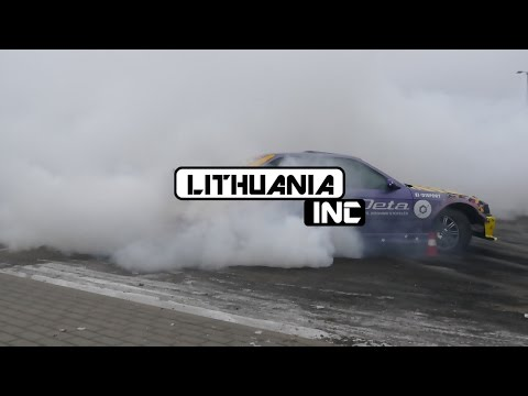 D1Sport Winter Drift - Stage 3 | LithuaniaINC