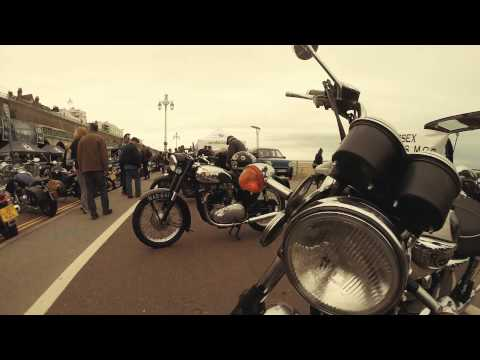 Brighton Burn-Up & Ride With The Rockers 2015