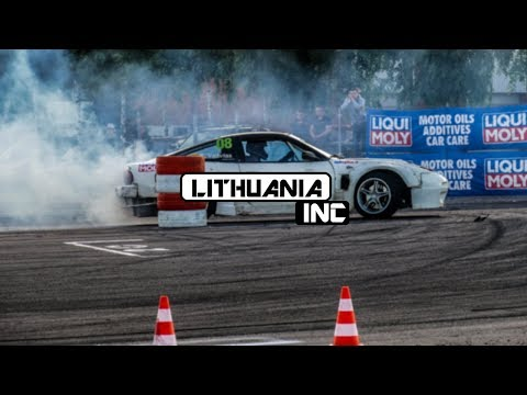UpHill Drift by Liqui Moly & Automotive Semi-PRO | LithuaniaINC