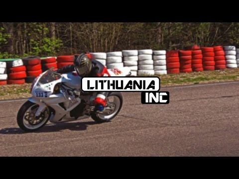 Vrooam Oil Trophy | LithuaniaINC