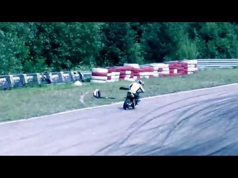Aras Freestyle stuntriding performance @ Nemunring