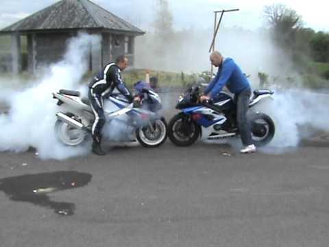 Airijos Lietuvių Moto Sezono Atidarymas 2012 05 05
