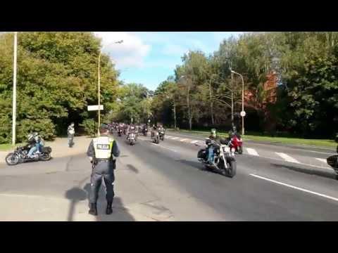 Baikerių sezono uždarymas 2015 Vilnius