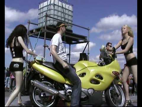 BIKE SHOW MILLENNIUM MOTOMANAI video www.jono.lt