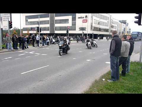 Lietuvos motociklininkų sezono uždarymas 2010