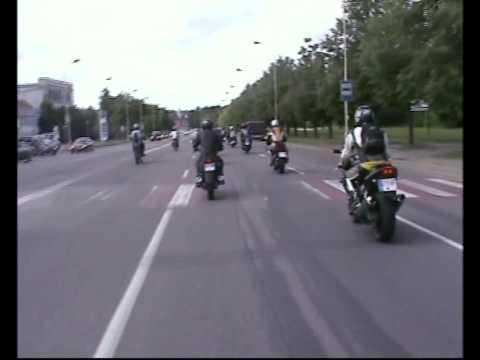 """""""Motomanai.LT pravažiavimas bike show millenium"""""""