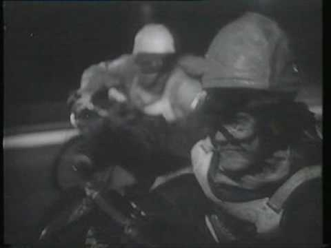 Vintage Speedway Race From 'Once A Jolly Swagman' 1948